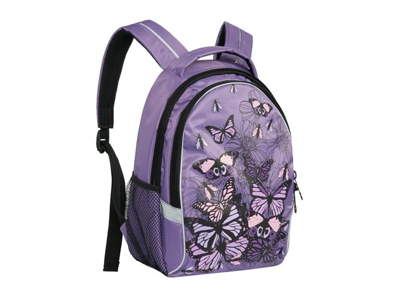 RG-657-3 Рюкзак школьный Grizzly лаванда