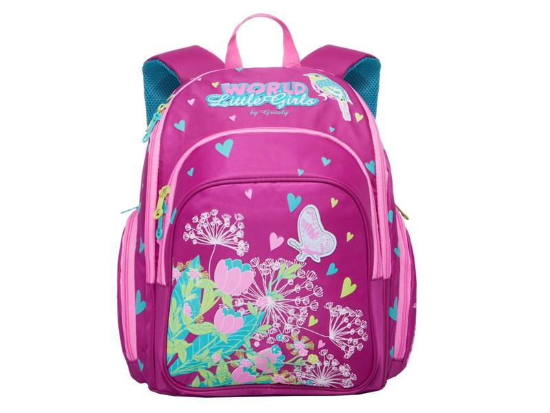 RG-662-1 Рюкзак школьный Grizzly лиловый