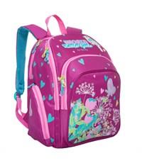 Фото 2. RG-662-1 Рюкзак школьный Grizzly лиловый