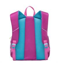 Фото 3. RG-662-1 Рюкзак школьный Grizzly лиловый
