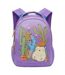 RG-762-1 Рюкзак школьный Grizzly лиловый