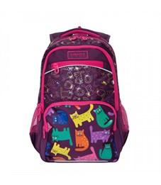 RG-965-1 Рюкзак школьный (/2 фиолетовый)
