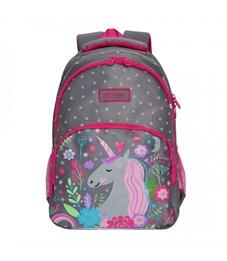 RG-966-1 Рюкзак школьный (/3 серый)