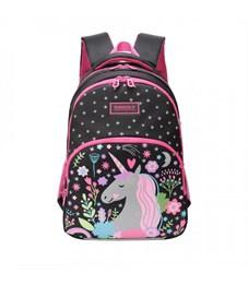 RG-966-1 Рюкзак школьный (/4 черный)