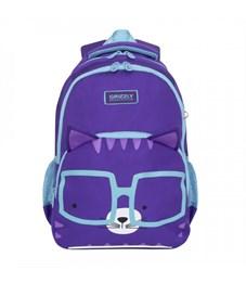 RG-966-2 Рюкзак школьный (/1 фиолетовый)