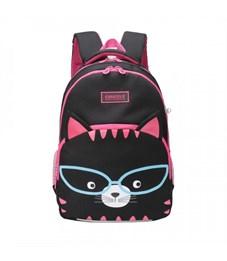 RG-966-2 Рюкзак школьный (/2 черный)