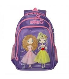 RG-966-3 Рюкзак школьный (/2 фиолетовый)