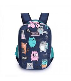 RG-969-2 Рюкзак школьный (/2 темно-синий)