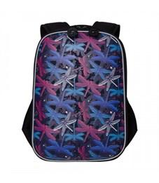 RG-969-3 Рюкзак школьный (/1 темно-синий)