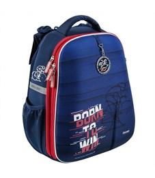 Школьный рюкзак Mike Mar Велосипед т.синий