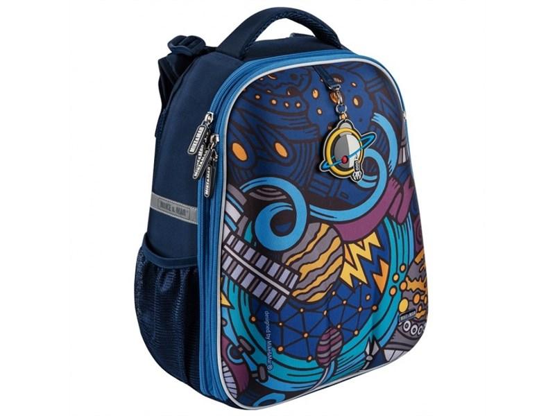 Школьный рюкзак Mike Mar Космос т.синий
