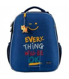 Фото 2. Школьный рюкзак Mike Mar Ok джинсовый