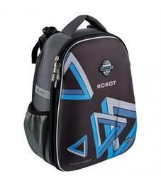 Школьный рюкзак Mike Mar Робот т.серый