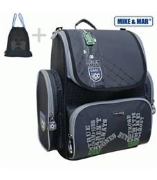 Школьный ранец Mike Mar Футбол + мешок