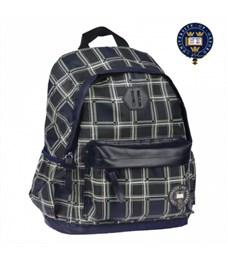 Школьный рюкзак Mike Mar Оксфорд темно-синий