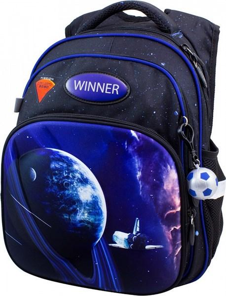 1343c02e5f44 Рюкзак школьный Winner 8055 + брелок-мячик