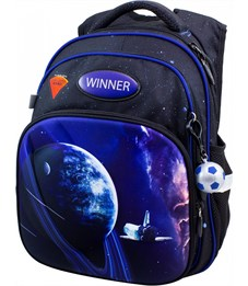 Рюкзак школьный Winner 8055 + брелок-мячик