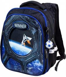 Рюкзак школьный Winner 8071 + брелок-мячик