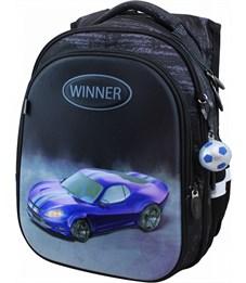Рюкзак школьный Winner 8072 + брелок-мячик