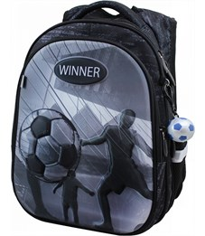 Рюкзак школьный Winner 8073 + брелок-мячик