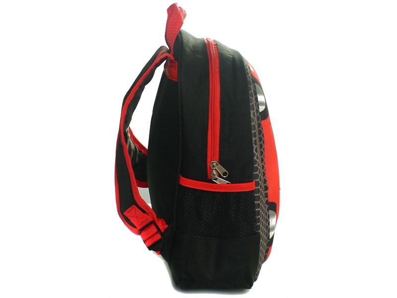Детский рюкзак 3D Bags Машина красный