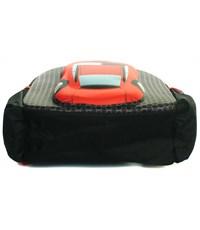 Фото 5. Детский рюкзак 3D Bags Машина красный