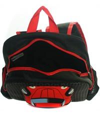 Фото 6. Детский рюкзак 3D Bags Машина красный