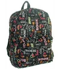 Рюкзак школьный 3D Bags Рок-Стар