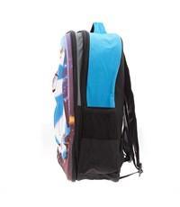 Фото 3. Рюкзак школьный 3D Bags Самолет черный с синим