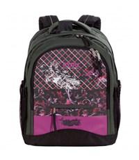 Рюкзак школьный 4YOU Compact Ретро-стиль