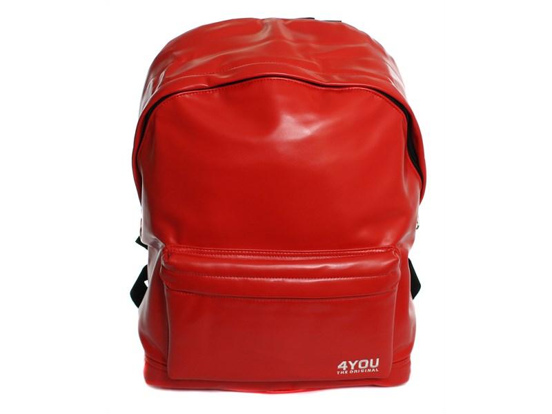 Рюкзак 4YOU красный 142003-814