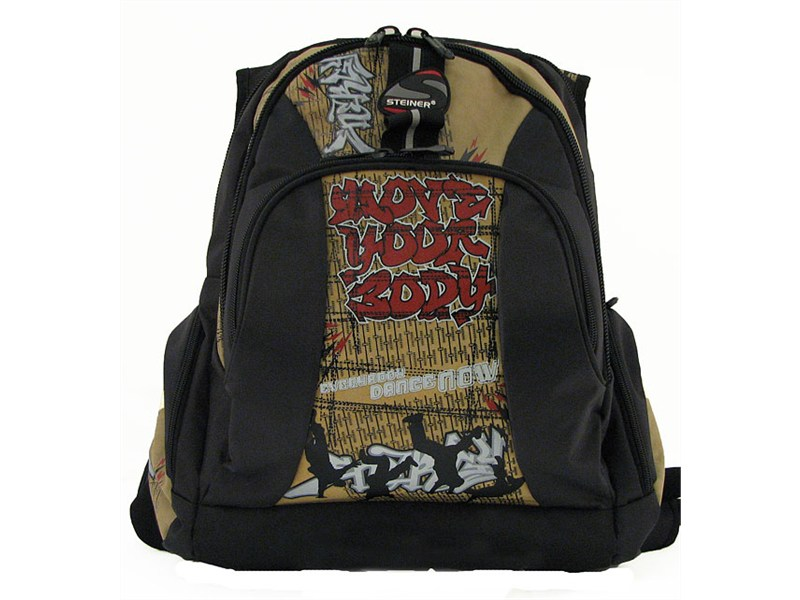 Молодежный рюкзак  Steiner Move Your Body, 11-203-2