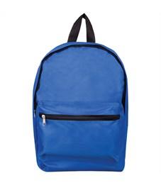 """Рюкзак ArtSpace """"Simple Street"""" 37*26*11см, 1 отделение, 1 карман, уплотненная спинка, синий"""