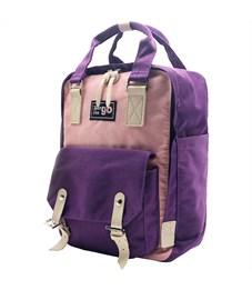 """Рюкзак Berlingo Casual """"Fashion Purple"""" 37*26*16см, 1 отделение, 3 кармана, уплотненная спинка"""