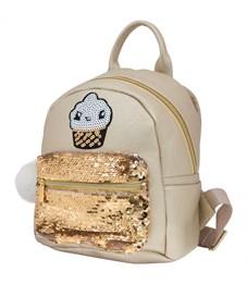 """Рюкзак Berlingo Glam Style """"Cake"""" 26*21*12см, 1 отделение, 3 кармана, уплотненная спинка"""