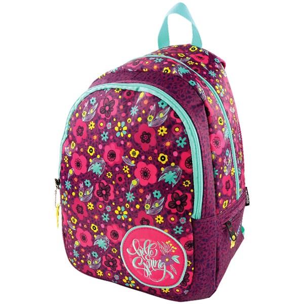 """Рюкзак Berlingo Joy """"Colorful"""" 40,5*27*17см, 2 отделения, 2 кармана, эргономичная спинка"""