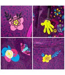 """Фото 7. Рюкзак Berlingo Joy """"Colorful"""" 40,5*27*17см, 2 отделения, 2 кармана, эргономичная спинка"""