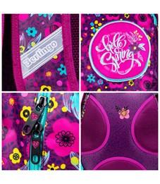 """Фото 8. Рюкзак Berlingo Joy """"Colorful"""" 40,5*27*17см, 2 отделения, 2 кармана, эргономичная спинка"""