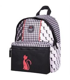 """Рюкзак Berlingo Nice """"Red cat"""" 33*28*14см, 1 отделение, 1 карман, уплотненная спинка"""