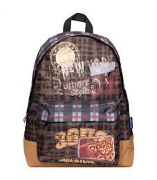 """Рюкзак Berlingo Nice """"Urban style"""" 40*31*17см, 1 отделение, 1 карман, уплотненная спинка"""