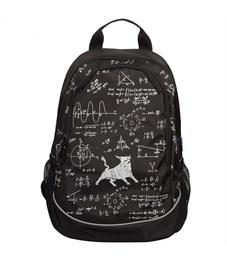 """Рюкзак Berlingo Style """"Bull"""" 42*30*17см, 2 отделения, 4 кармана, эргономичная спинка"""