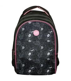 """Рюкзак Berlingo Style """"Lace flowers"""" 42*30*20см, 3 отделения, 1 карман, эргономичная спинка"""