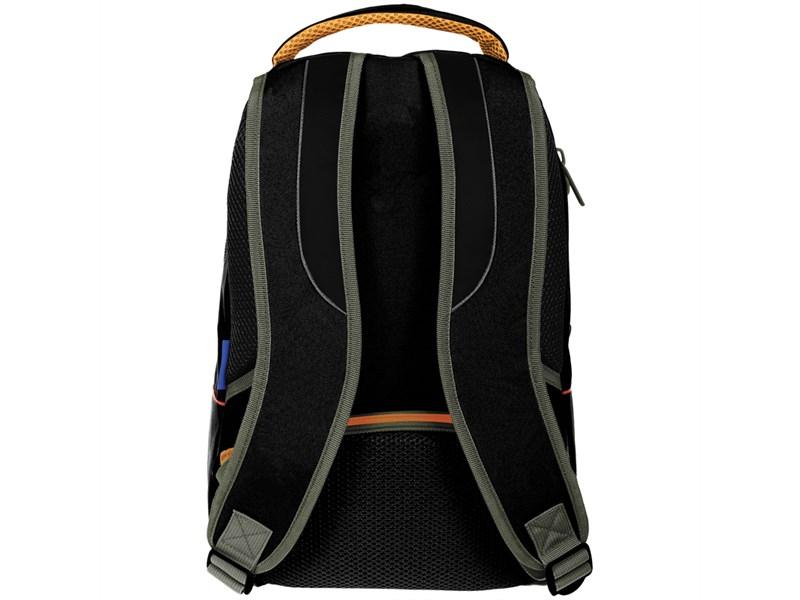 """Рюкзак Berlingo Style """"Leo print"""" 42*30*20см, 3 отделения, 1 карман, эргономичная спинка"""