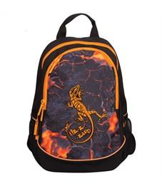 """Рюкзак Berlingo Style """"Lizard"""" 42*30*17см, 2 отделения, 4 кармана, эргономичная спинка"""