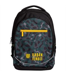 """Рюкзак Berlingo Style """"Urban Jumble"""" 42*30*20см, 3 отделения, 3 кармана, эргономичная спинка"""