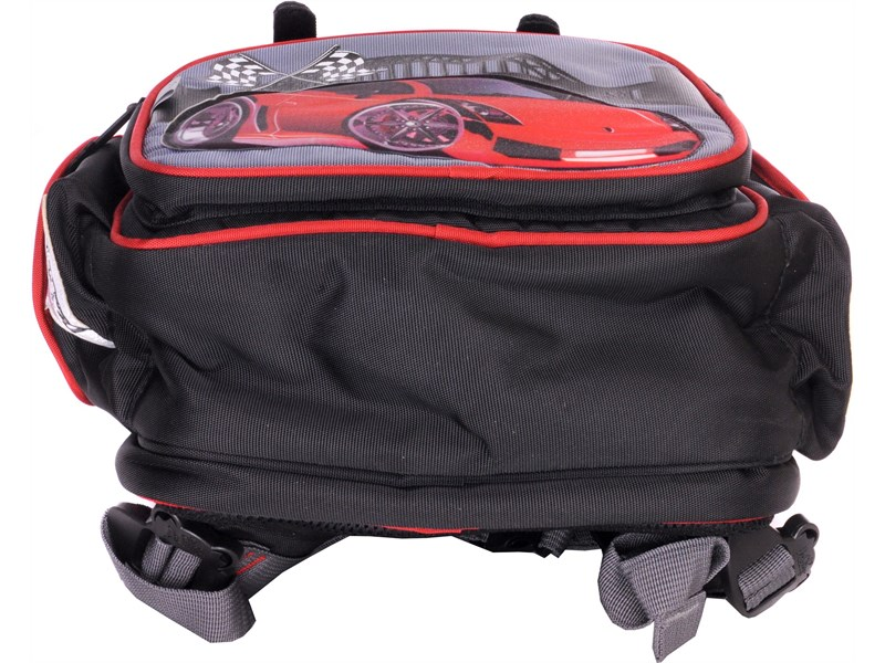 Рюкзак De Lune Машина 51-05 красный