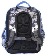 Фото 3. Рюкзак школьный De Lune Внедорожник милитари 51-04 синий