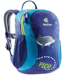 Фото 1. Рюкзак детский Deuter Pico Дельфин