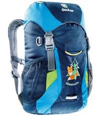 Рюкзак детский Deuter Waldfuchs сине-бирюзовый
