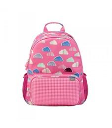 Рюкзак школьный пиксельный Upixel Floating Puff WY-A025 Розовый с рисунком
